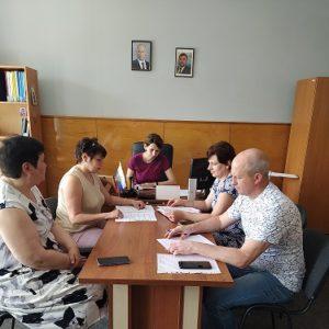 О проведении рабочего совещания с субъектами социальной работы