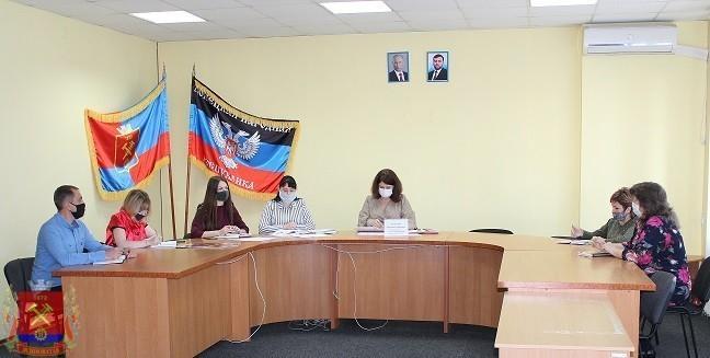 Заседание Комитета по закупкам за бюджетные средства