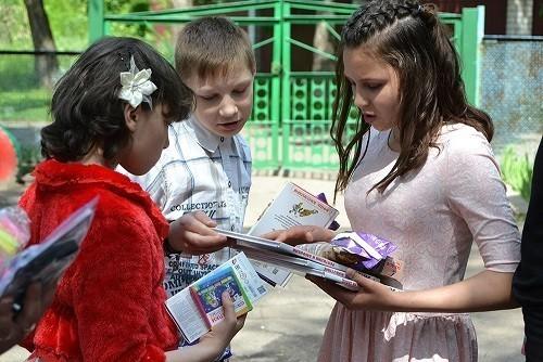 Парламентарии поздравили юных жителей Республики с Днём защиты детей