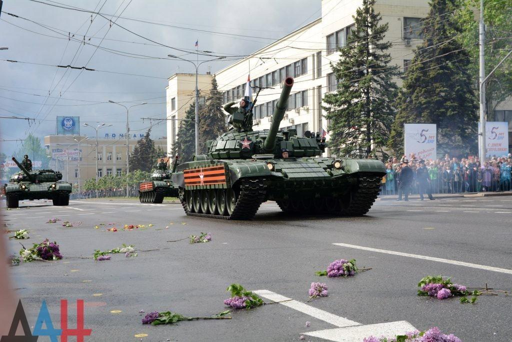 В Кремле позитивно оценили решение Донецка провести парад в честь 75-летия Великой Победы