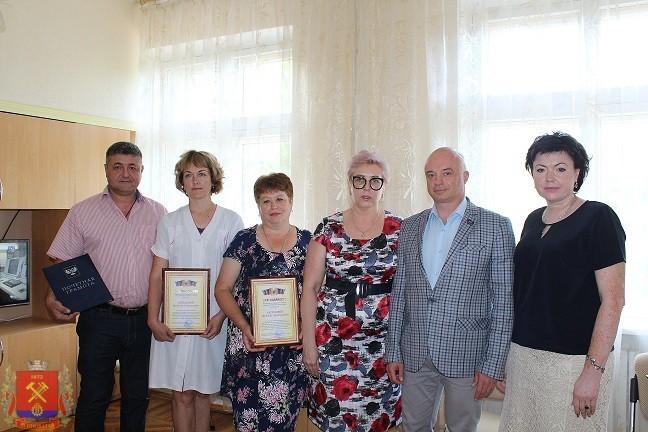 Поздравление депутата Народного Совета ДНР