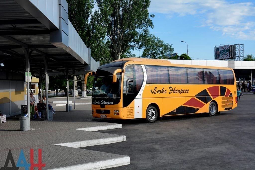 Движение международных автобусов из ДНР в Россию частично возобновлено – Минтранс