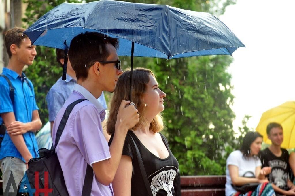 Дожди с грозами и жара ожидаются на неделе в ДНР – МЧС Республики