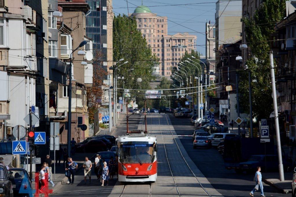 Глава ДНР возобновил право льготников на бесплатный проезд в общественном транспорте