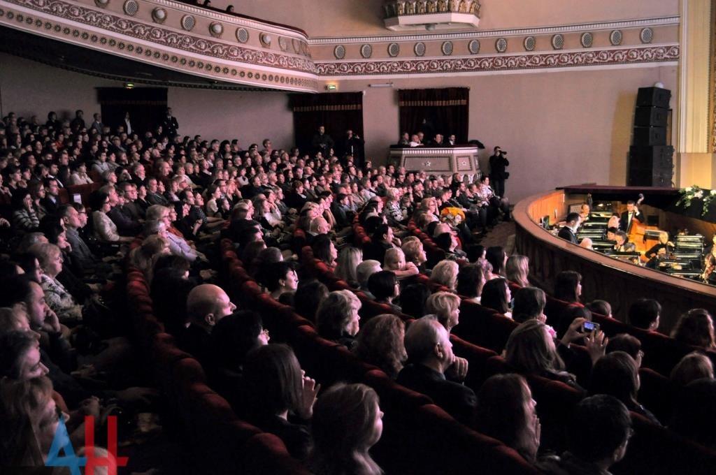 В ДНР сняли запрет на работу кино, концертных залов, театров, музеев и спортклубов – указ Главы