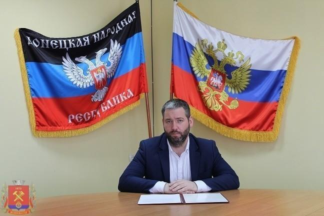 Поздравление главы администрации Д.С. Шевченко с Днем строителя