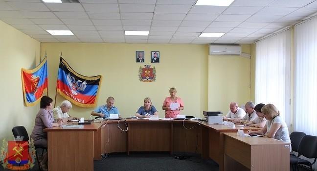 Заседание комиссии по проверке готовности образовательных учреждений к 2020-2021 учебному году