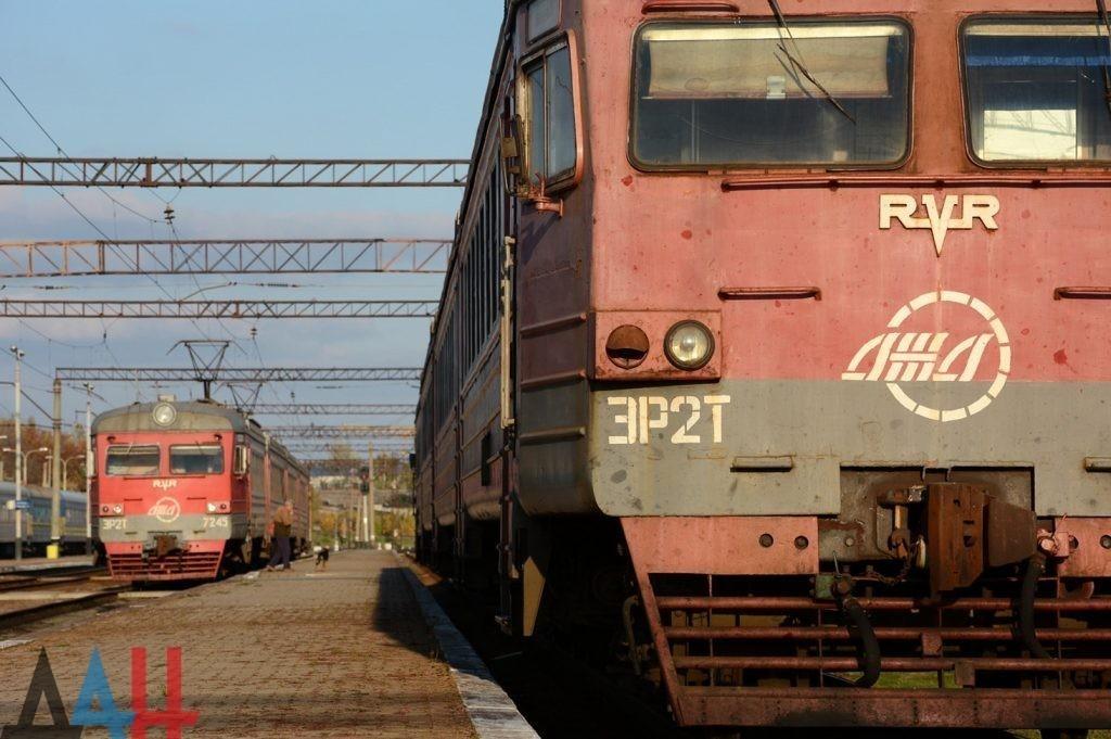 Поезда «ДонЖД» с начала года перевезли свыше 600 000 пассажиров – Минтранс ДНР