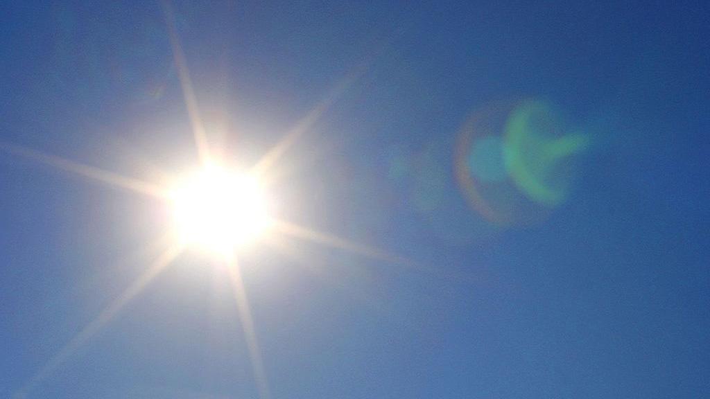 В ДНР на неделе будет жаркая погода без осадков, воздух прогреется до +31 градуса