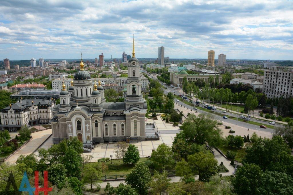 Гидрометцентр ДНР на текущей неделе прогнозирует жаркую погоду, осадки не предвидятся