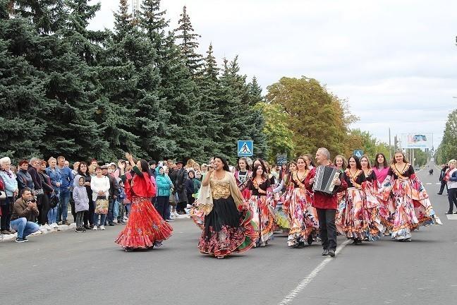 Праздничное шествие «Мы – славяне!»