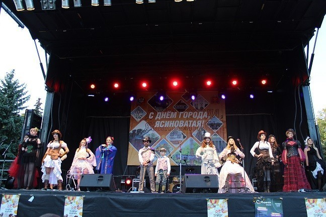 Большой концерт на большой сцене «Талантов праздничный букет»