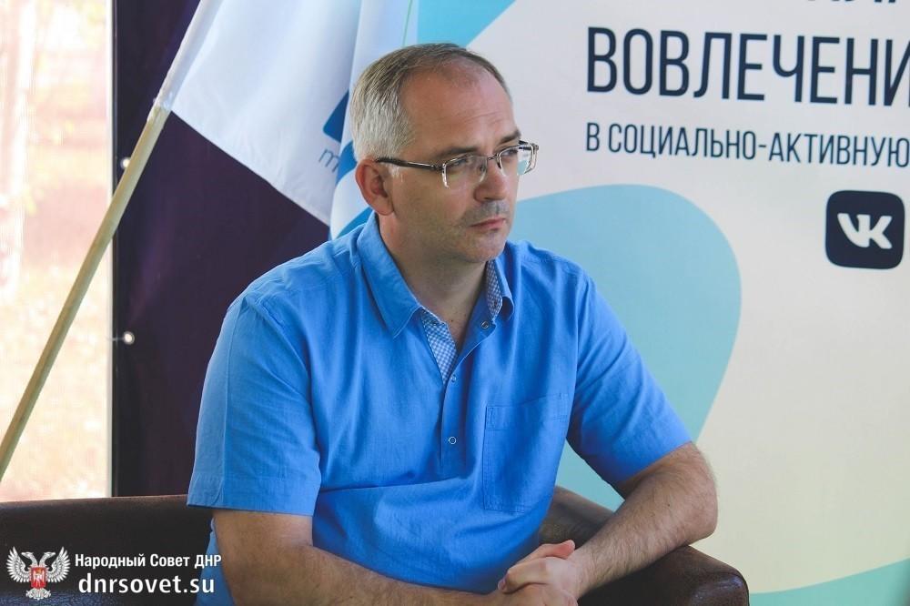 Работа с общественностью помогла НС ДНР оптимизировать законы о транспорте и торговле — Бидёвка