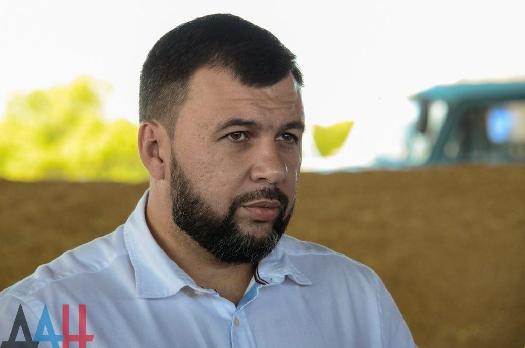 Пушилин анонсировал повышение зарплат сотрудникам коммунальных служб Республики