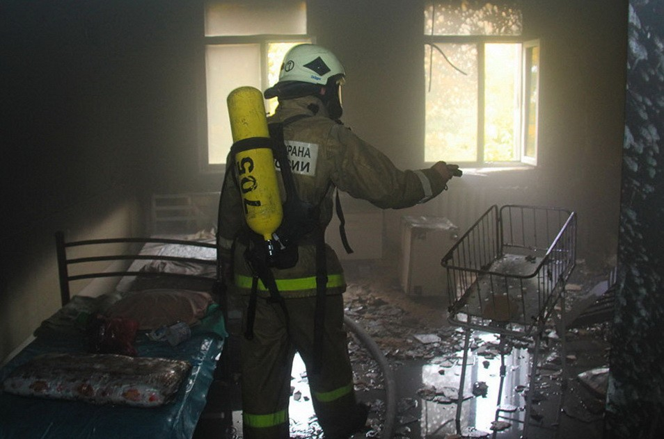 Два человека погибли и один пострадал при пожарах в ДНР за неделю – МЧС