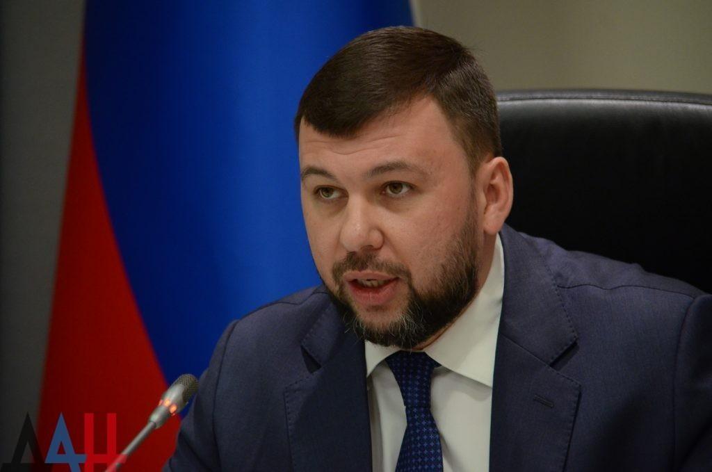 РФ доставит в ДНР оборудование и препараты для лечения COVID-19 на сумму 258 млн руб. – Пушилин