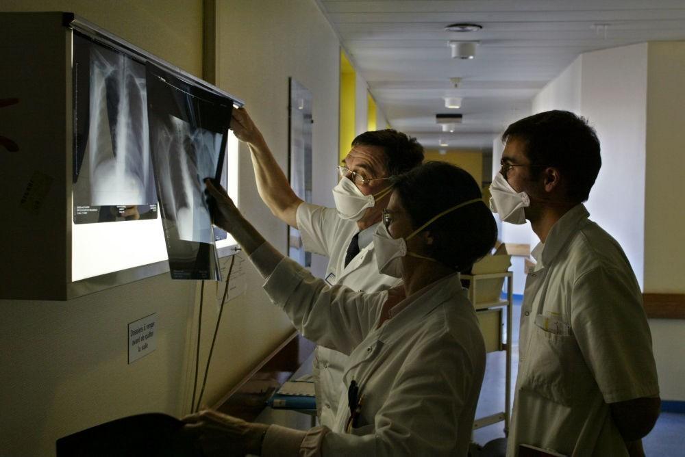 В ДНР за сутки зарегистрировано 160 случаев пневмонии — Минздрав