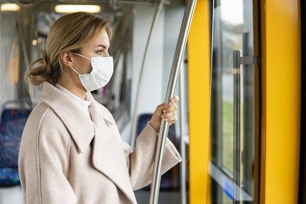 Минтранс ДНР призывает граждан Республики пользоваться средствами индивидуальной защиты (масками) в общественном транспорте