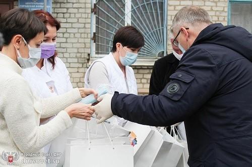 Владимир Бидёвка: Самая большая помощь врачам – это забота о своём здоровье