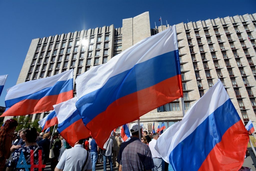 Жители Донбасса по сути уже стали частью дружной семьи народов России — Пушилин