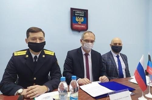 Безопасность государства – залог его стабильности: спикер парламента ДНР выступил с докладом на международной конференции