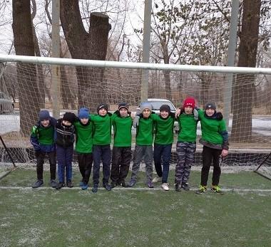 Зимнее первенство города Донецка по футболу