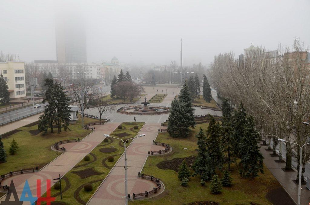 Кратковременные осадки и порывистый ветер ожидаются в ДНР в ближайшие дни – МЧС