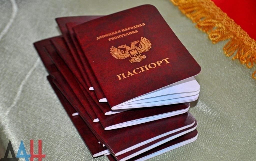 МВД проведет ревизию списков электронной очереди за паспортами ДНР для ускорения выдачи документов