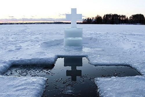 Памятка при проведении обрядового крещения