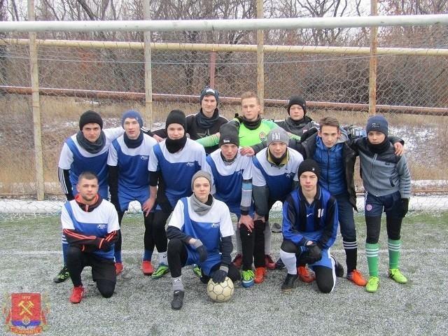 Зимнее первенство по футболу