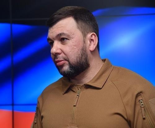 Денис Пушилин прокомментировал эпидемиологическую ситуацию в Республике
