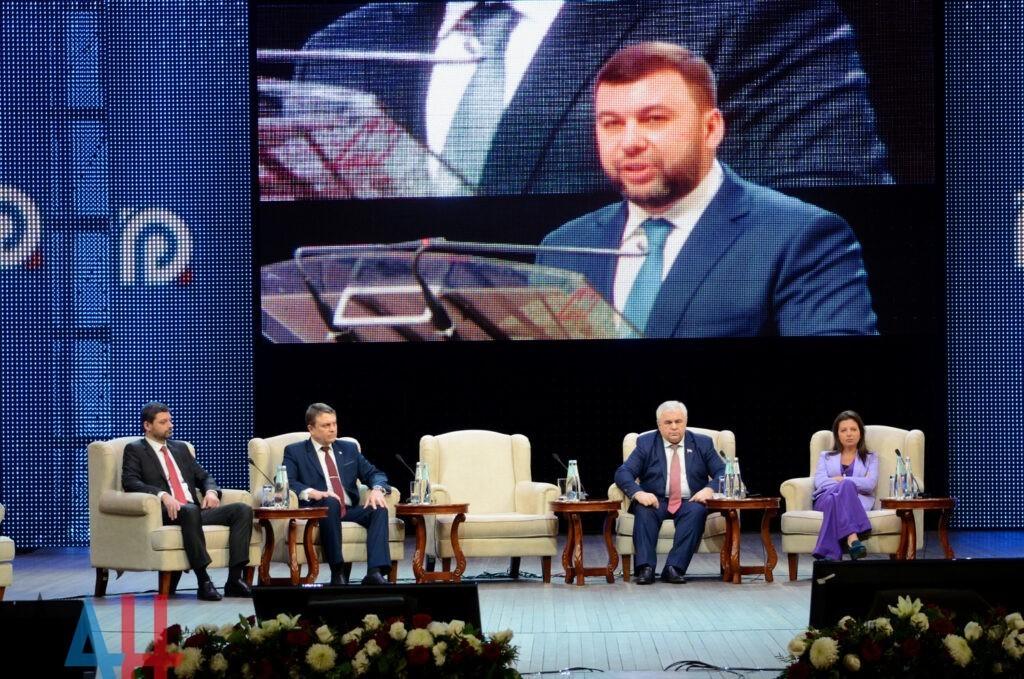 Доктрина «Русский Донбасс» станет манифестом мировому сообществу о пути развития региона – Пушилин
