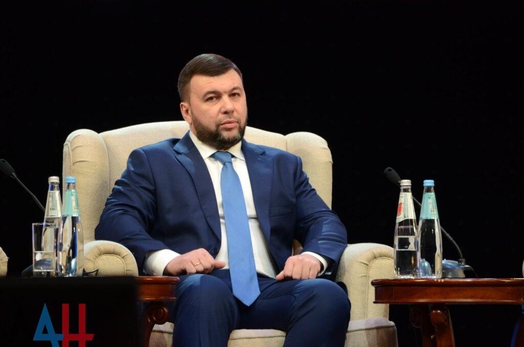 Пушилин объявил 2021 год в ДНР годом русской культуры