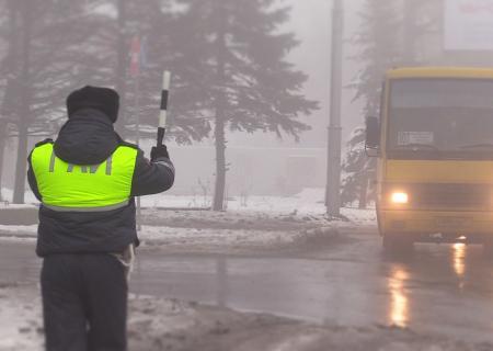 ГАИ рекомендует быть предельно осторожными при ухудшении погодных условий