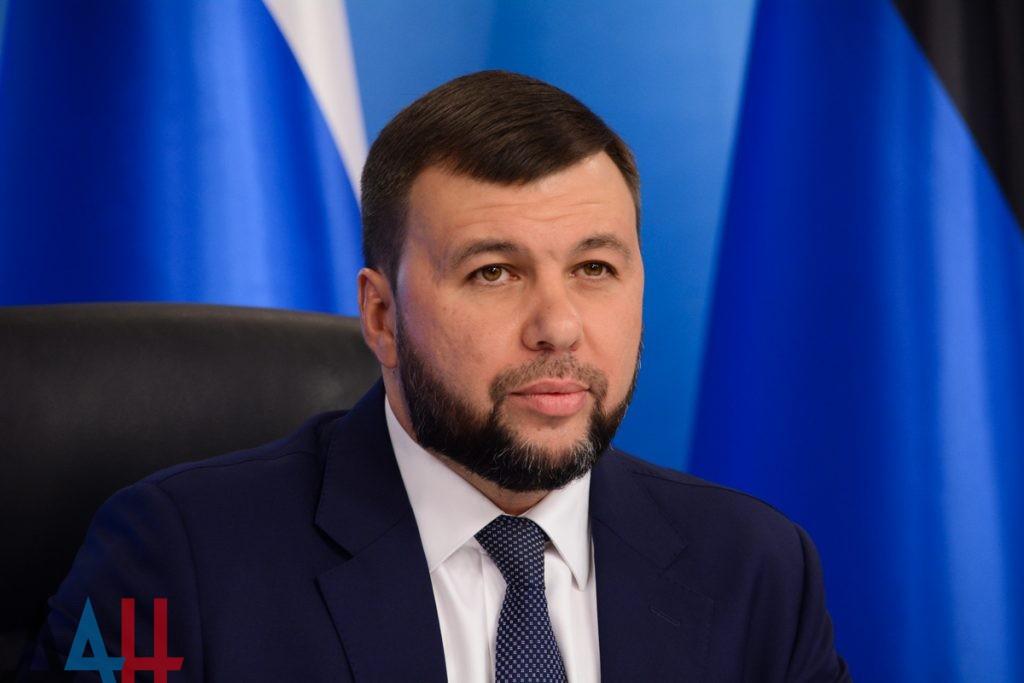 Глава ДНР привился от коронавируса российской вакциной «Спутник V»