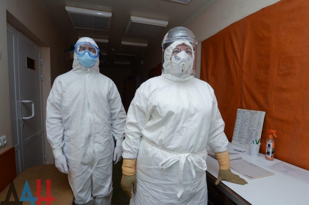 В Минздраве отметили высокий спрос на вакцинацию «Спутником V» среди работников здравоохранения ДНР