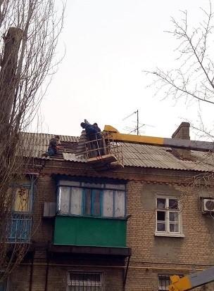Информация о выполнении ремонтных работ по ул.Школьная