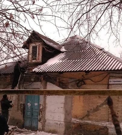 Информация о выполнении ремонтных работ по ул.Скрыпника