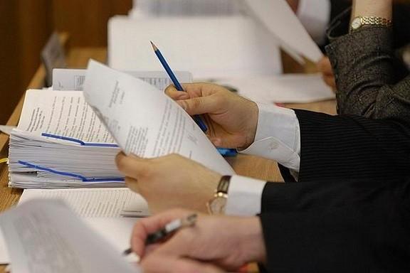 Сотрудники Ясиноватского горрайонного управления юстиции подвели итоги конкурса открыток «Милая мама»