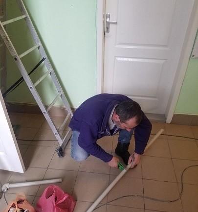 Информация о выполнении ремонтных работ в МДОУ №12