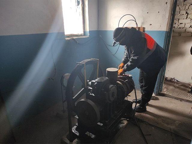 Информация о выполнении ремонта лифта по ул.Некрасова