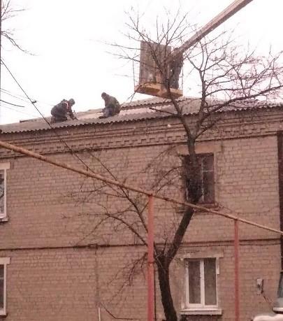 Информация о выполнении ремонтных работ по ул.Орджоникидзе