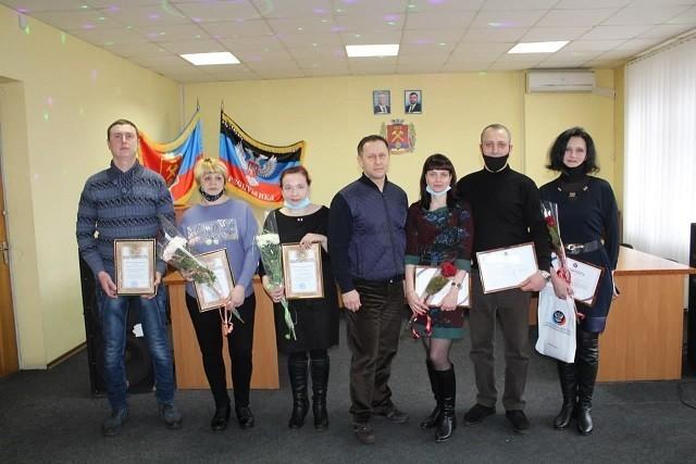 Поздравление с праздником работников сферы ЖКХ!