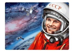 Поздравление Дениса Пушилина с Днём космонавтики