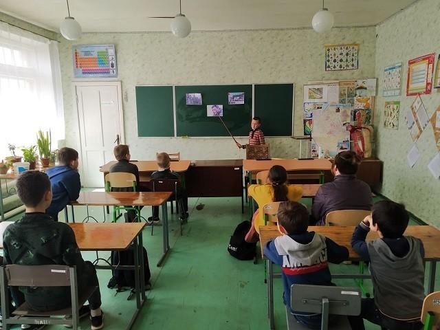 Единый классный час «Выдающиеся граждане Донбасса»