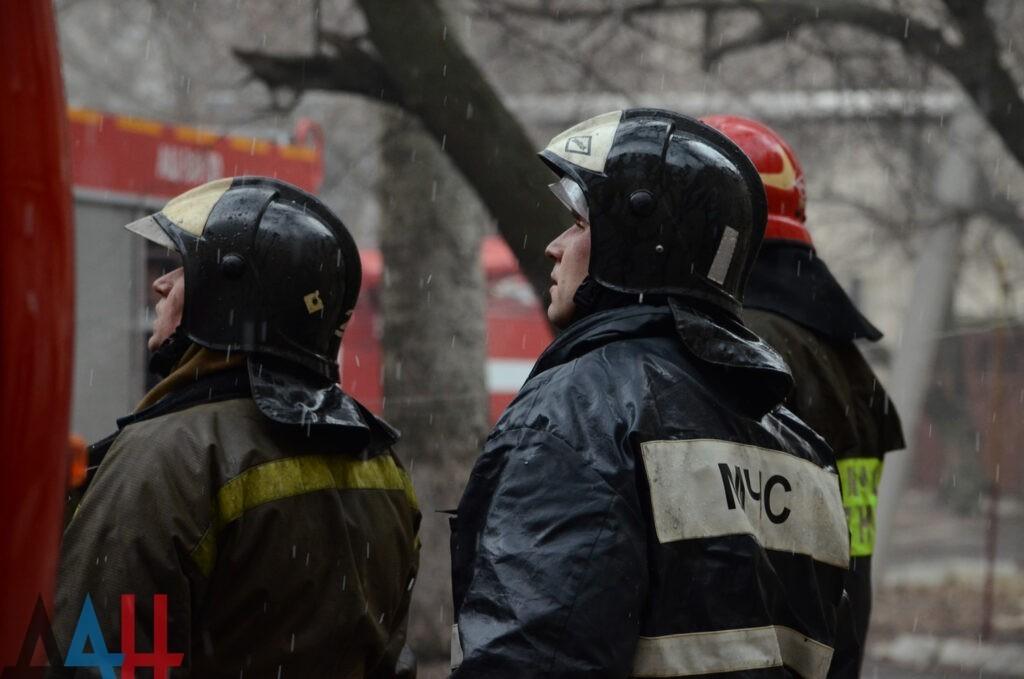 Спасатели ДНР за неделю ликвидировали свыше 200 пожаров