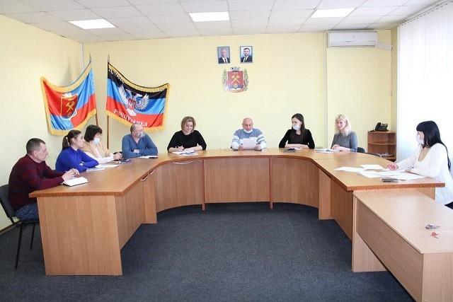 Заседание Временной комиссии по муниципальному земельному контролю.