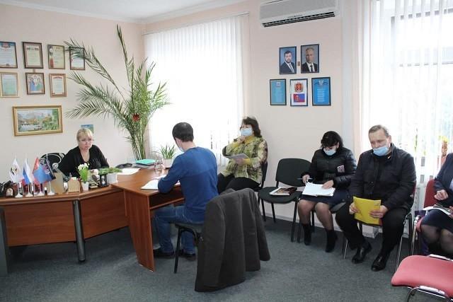 Информация о заседании Организационного комитета  по подготовке и проведению Дня охраны труда в 2021 году