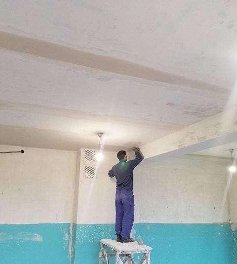 Информация о выполнении ремонтных работ в МОУ №3