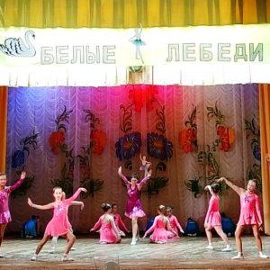 Классический танец на сцене Дворца культуры машиностроителей